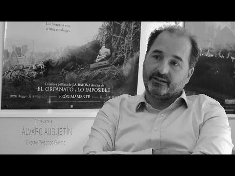 Entrevista a ÁLVARO AUGUSTÍN - Director de Telecinco Cinema