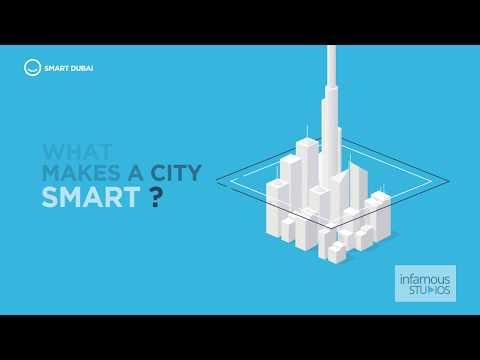 Smart Dubai Government - Future Smart City