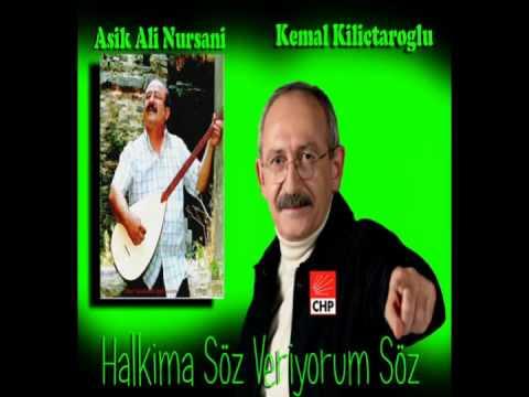 Kilicdaroglu - Asik Ali Nursani ( Yeni Studio Cekimi 2010 )