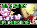 The Top 5 Worst Monsters in Monster Hunter Generations Ultimate! (Discussion/Fun)