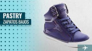 10 Mejores Ventas Zapatos Bajos De Pastry: Pastry POP Tart Grid Adult Sneaker