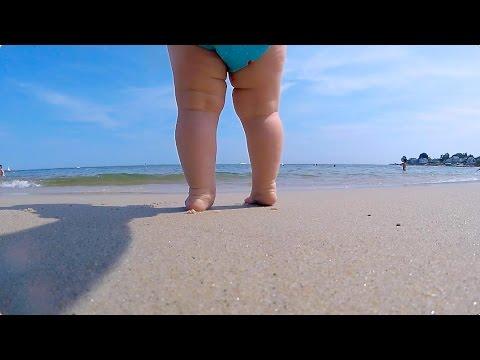 Baby Eats Sand Youtube