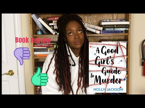 BOOK REVIEW!!! A Good Girl's Guide to Murder!!! YA Murder Mystery!!