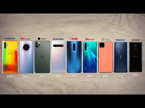 Top 10 World Best Smartphone In 2019