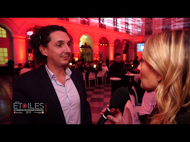 Les entrepreneurs - Les offs des étoiles du commerces et de l'artisanat de Bordeaux 2019