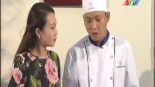 Cách làm món GÀ NẤU TỎI độc đáo cuốn hút bất ngờ ★ Đầu bếp Hoàng Trọng ★ Món Ngon Mỗi Ngày 2016