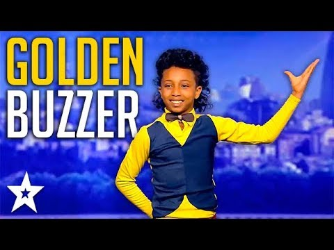 SENSATIONAL ACROBATS Get GOLDEN BUZZER on Spain's Got Talent