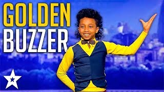 SENSATIONAL ACROBATS Get GOLDEN BUZZER on Spain