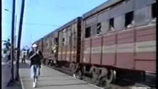 CUBAN NATIONAL RAILWAYS-Ciego de Avila