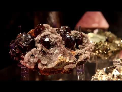 ROCK STAR CRYSTALS - the Largest Collection of CRYSTALS and MINERALS in NYC!