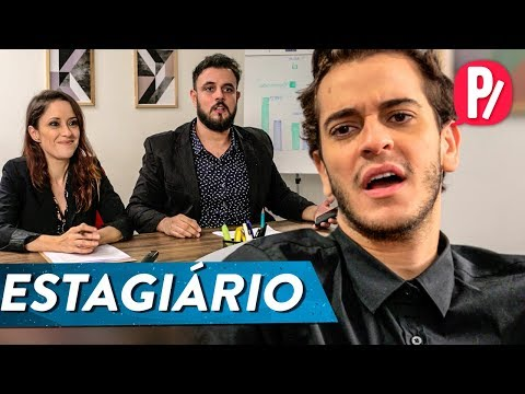 ESTAGIÁRIO: A GENTE TE LIGA | PARAFERNALHA