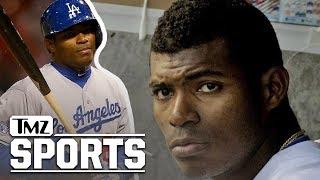 Dodgers Star Yasiel Puig Burglarized for the Fourth Time | TMZ Sports