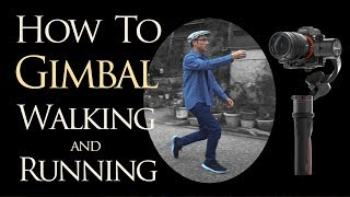 ジンバルの歩き方・走り方を解説  ~How to gimbal walking and running~【SONY α7Ⅲ PILOTFLY Adventurer】