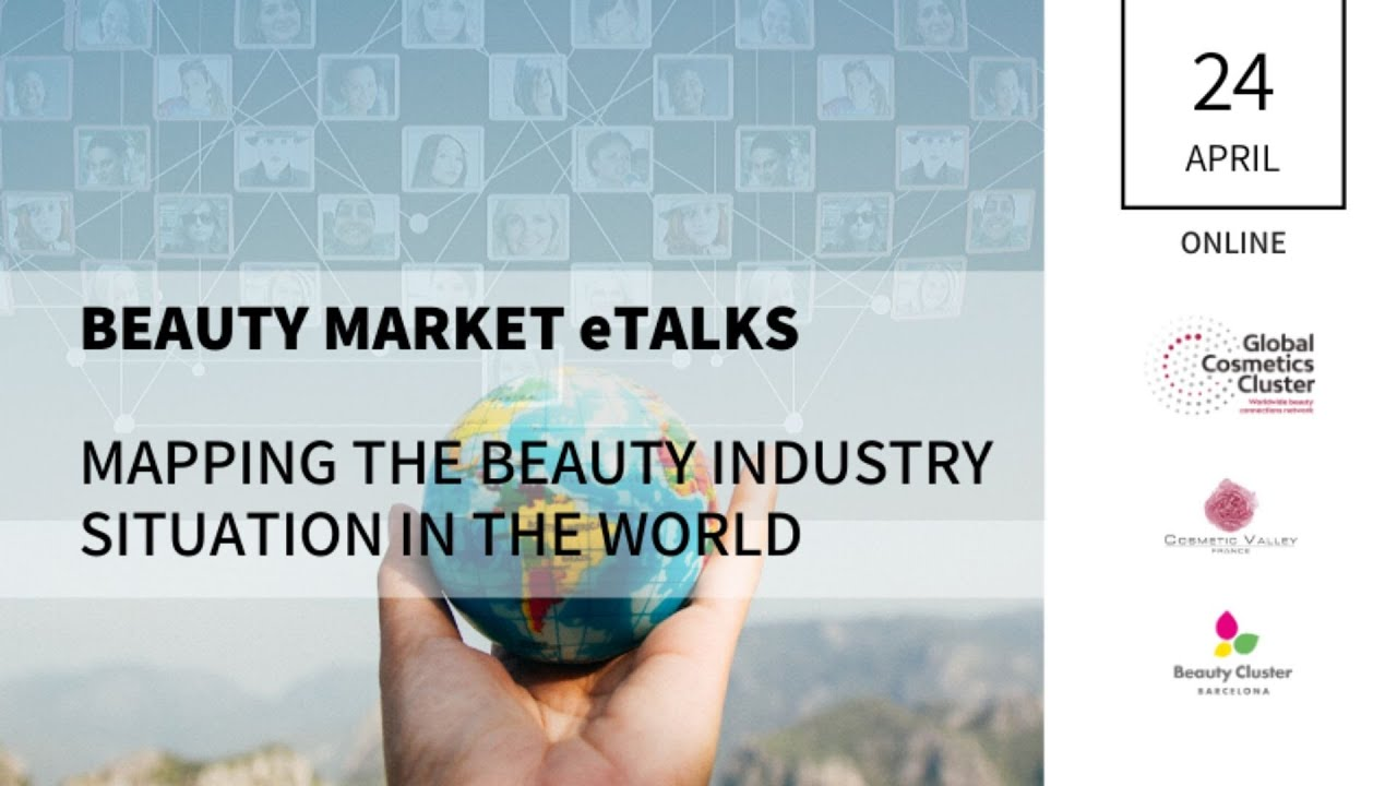 Global Cosmetics Clusters Webinar: Spain Thailand and Morocco