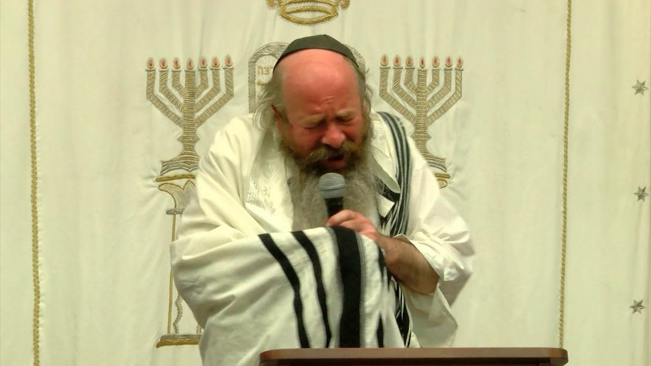 הרב יעקב עדס - לחזור בתשובה מעומק הלב