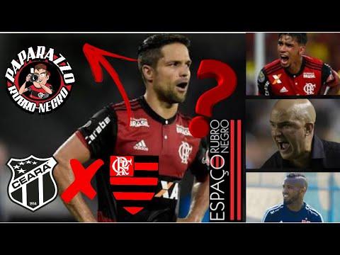 Flamengo x Ceará! Rafael Vaz devolvido? Jogadores saindo? Fernando Jubero no Rio? Nota de Paquetá!