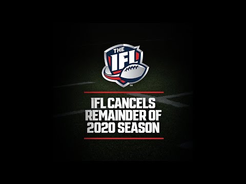 IFL 2020 SEASON CANCELLED | Interview with Commissioner Todd Tryon