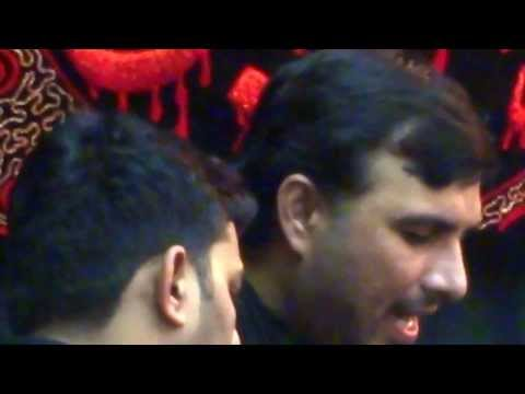 ghazanfar hussain rizvi jolly muzaffarnagar---taziya daar hai ham