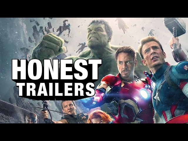 Honest Trailers – Avengers: Age of Ultron