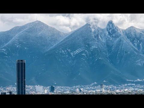 Nevada en Monterrey 2017  Consejos para sobrevivir al invierno
