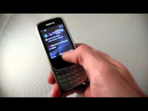 Nokia 6303 classic - appearance & settings - part 1