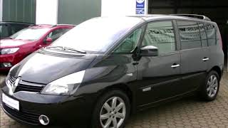 Renault Espace Iv Рестайлинг