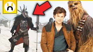 Solo: A Star Wars Story Villains are CLASSIC Legends Characters