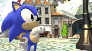 Repeat youtube video Sonic Generations All Cutscenes