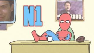 O Homem Spider Man #1