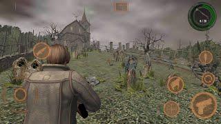 (UPDATE LAGI) GAME RESIDENT EVIL 4 ANDROID    GRAFIK GILAAA, SEMAKIN MANTAP