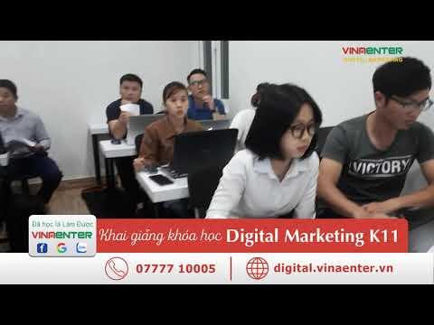 Khai giảng Khóa học Google Ads – Digital Marketing 4.0 Khóa K11