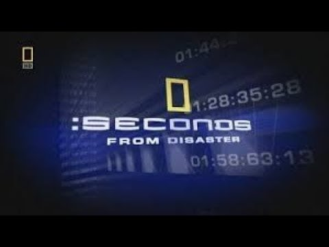 Seconds From Disaster - When the volcano blew