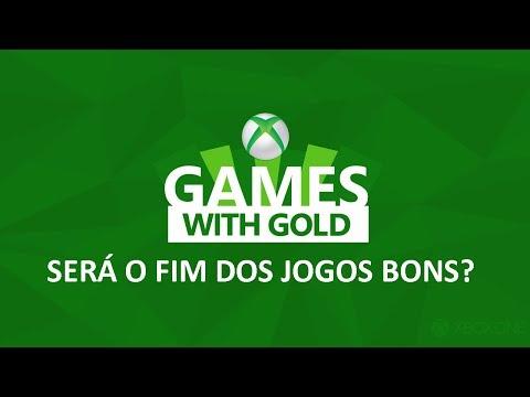 O FIM DOS GAMES WITH GOLD...