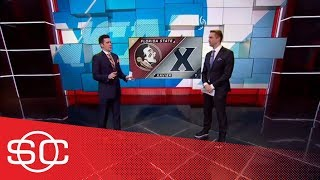 ⚡️⚡️Xavier turnovers cost them in upset to Florida State | SportsCenter | ESPN⚡️⚡️