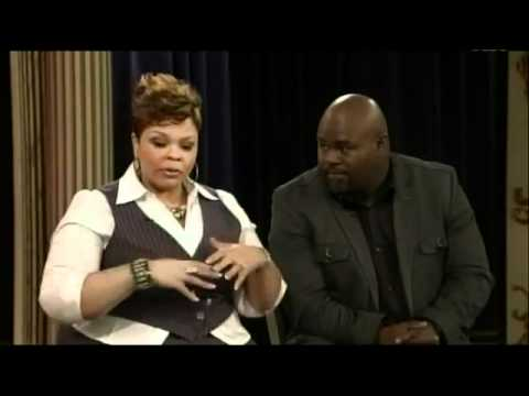 David and Tamela Mann on TBN