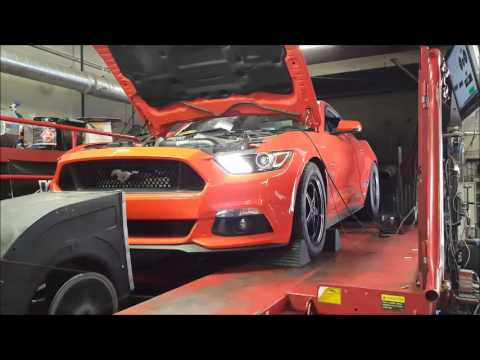 HELLION 2015 MUSTANG GT -----1416 rwhp!