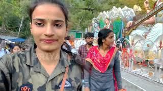 || Jai Maa Vaishno Devi Yatra🙏 || Part 2 || Priyanka hard work new video