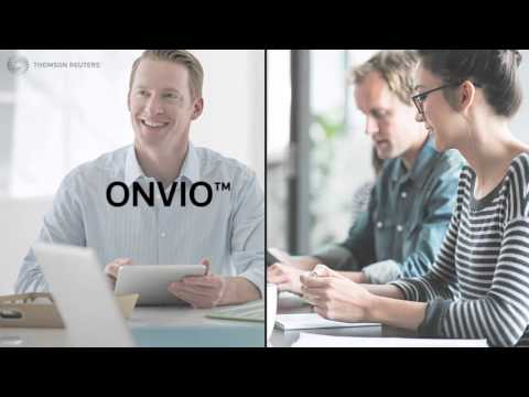 Thomson Reuters Onvio: Tax and Accounting in the Cloud
