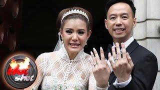 Olga Lidya Menikah Hari Ini di Gereja Katedral Jakarta - Hot Shot 21 April 2017