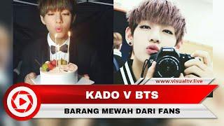 Gambar cover Kado Mewah Ulang Tahun V BTS dari Fans, Salah Satunya Jam Ratusan Juta