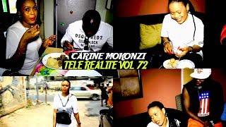 Télé Realité Vol 72 Carine Mokonzi Dit Au Revoir A KINSHASA Mua Tour Ya Mboka