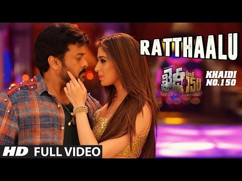 "Mix - Ratthaalu Full Video Song || ""Khaidi No 150"" 