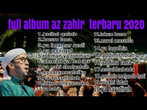 az-zahir-sholawatan-terbaru-full-album-2020
