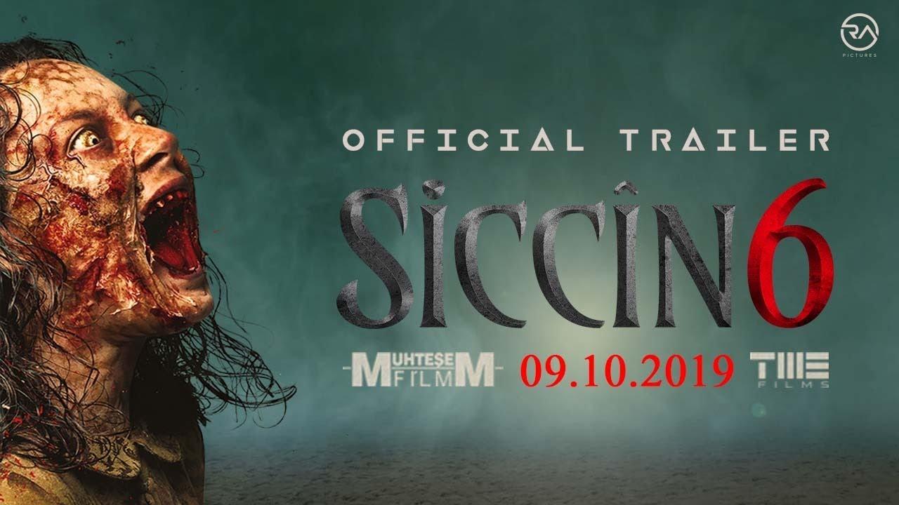 Download OFFICIAL TRAILER - SICCIN 6 (2019)