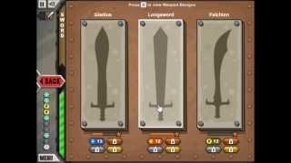 Jacksmith (Armor Games) #8 - Еще одна форма меча