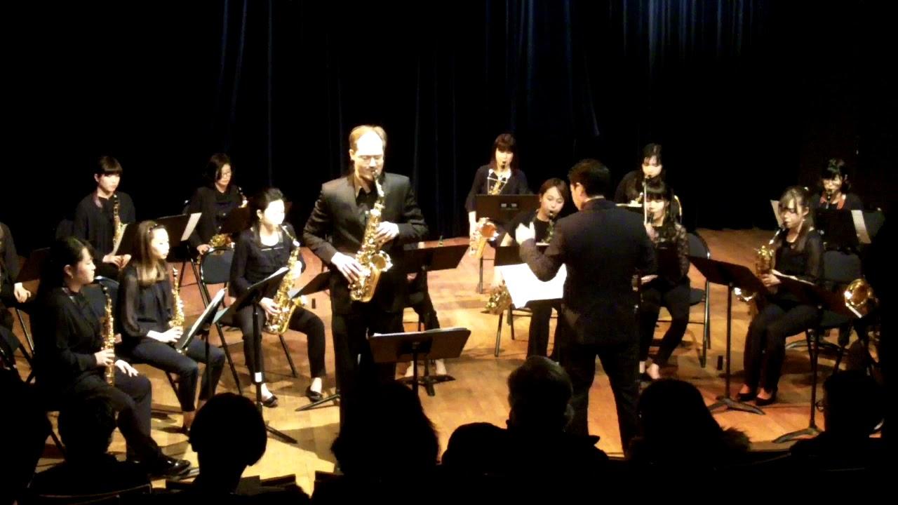 Ballade, Henri Tomasi, Carl-Emmanuel Fisbach, Shinji Komori & Petite Forêt Saxophone Ensemble
