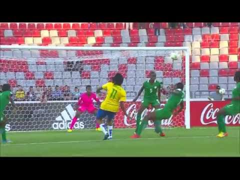 Match 5: Nigeria v Brazil - FIFA U-17 Women's World Cup 2016