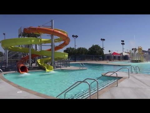 Garside Pool City Of Las Vegas Nevada Youtube