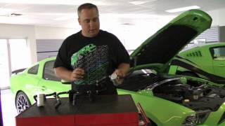 Mustang JLT Oil Separator Installation 2011-2014