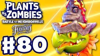 Mount Erupto Legendary Hat! - Plants vs. Zombies: Battle for Neighborville - Gameplay Part 80